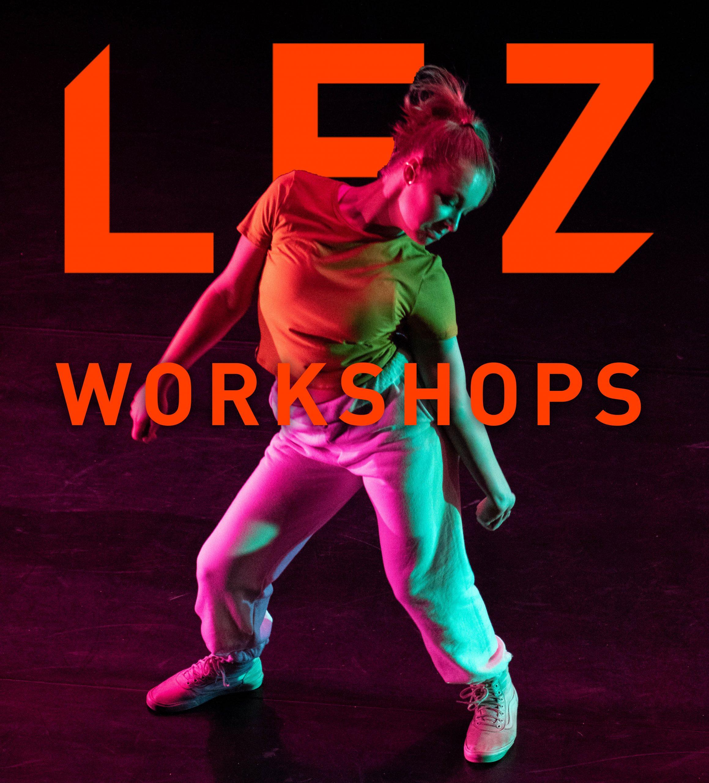Workshop Modern/Hiphop - 28 november 2021